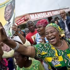 Nelson Mandela Celebration