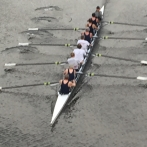 Crew on the Yarra