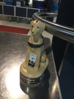 Airport Statue